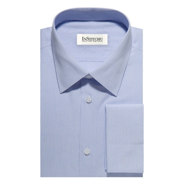 InStitchu Collection The Edisto Blue Stripe Shirt
