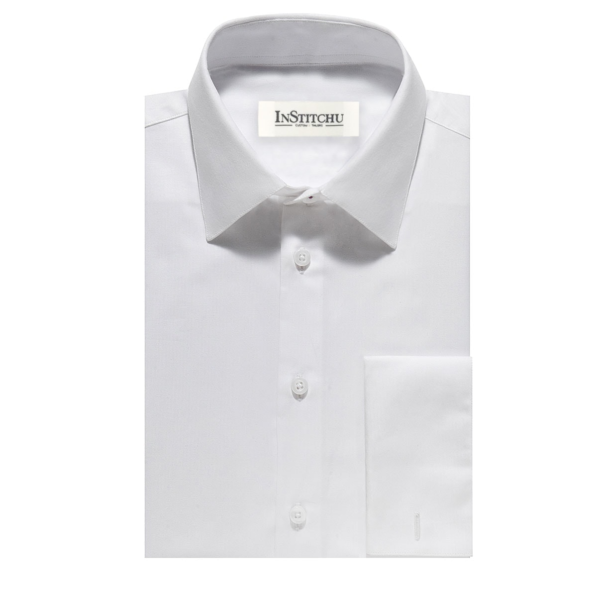 InStitchu Collection The Hannaford White Shirt