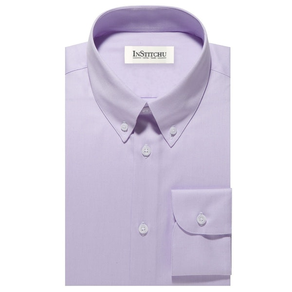 InStitchu Collection The Henlopen Lilac Shirt