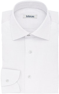 InStitchu Collection The Hunt White Diamond Cotton Shirt