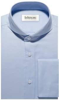 InStitchu Collection The Lewers Blue Shirt