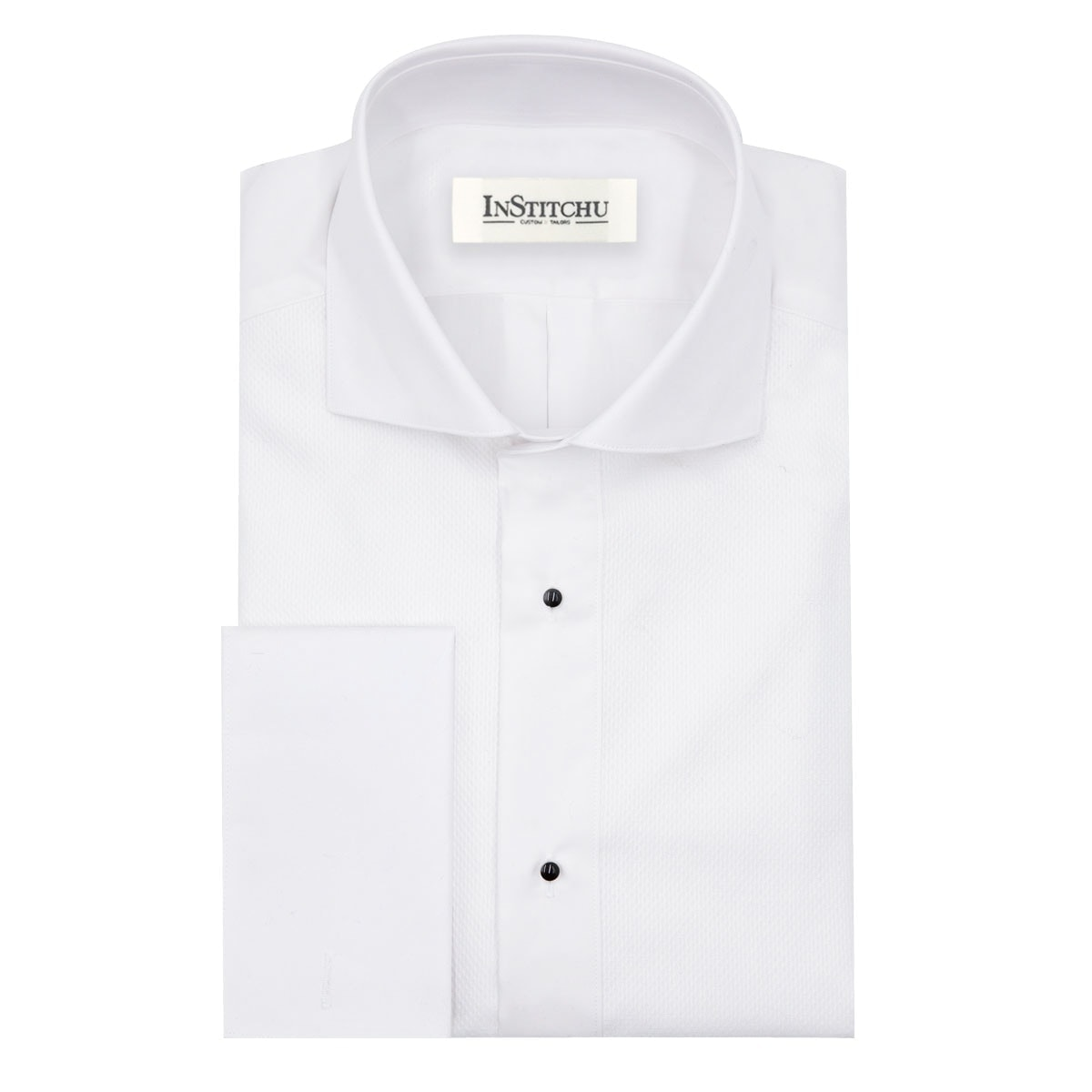 InStitchu Collection The Longworth White Shirt