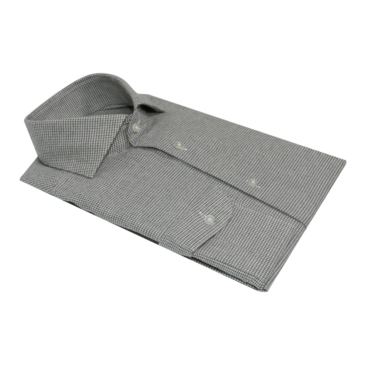 InStitchu Collection The Lutong Olive Shirt