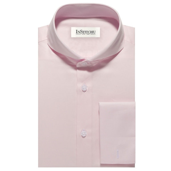 InStitchu Collection The Madeira Pink Shirt