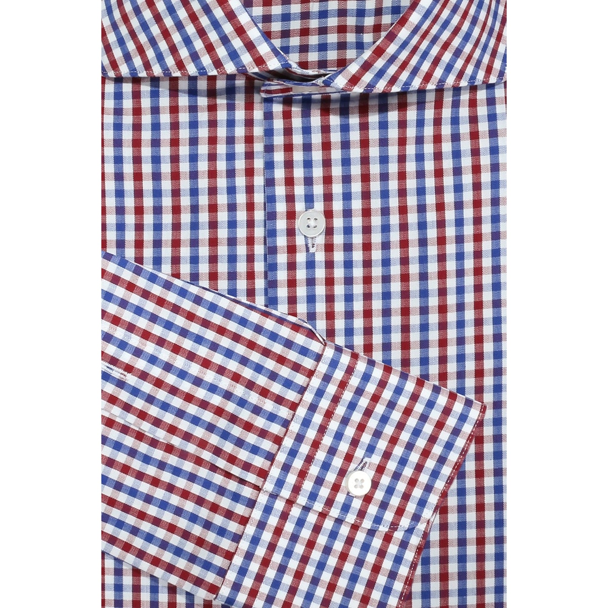 InStitchu Collection The Mancora Red Check Shirt