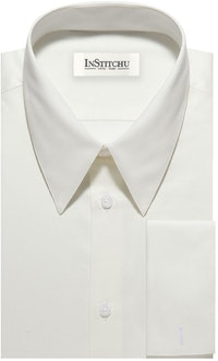 InStitchu Collection The Marca White Shirt