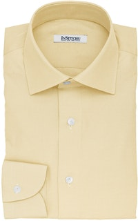 InStitchu Collection The Masefield Beige Cotton Shirt