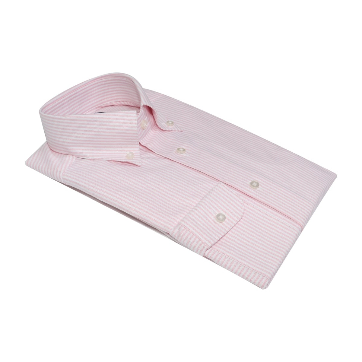 InStitchu Collection The Nanarup Pink Striped Shirt