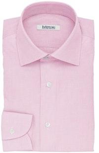 InStitchu Collection The Pontone Pink Cotton Oxford Shirt