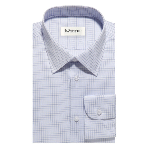 InStitchu Collection The Seabrook Light Blue Shirt