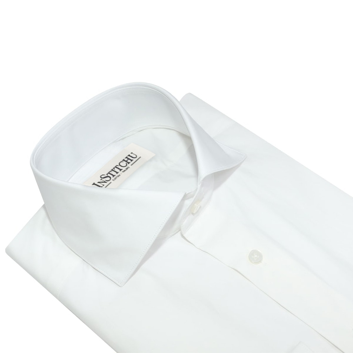 InStitchu Collection The Sellicks White Shirt