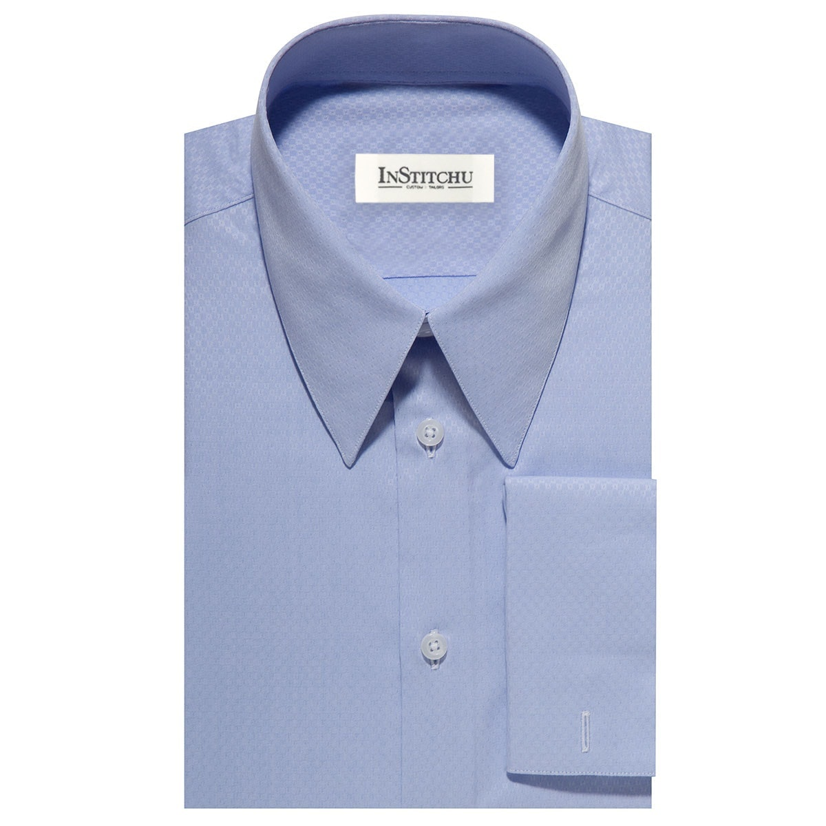 InStitchu Collection The Shores Blue Shirt
