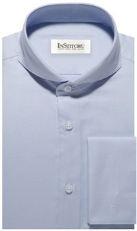 InStitchu Collection The Spectacle Light Blue Shirt