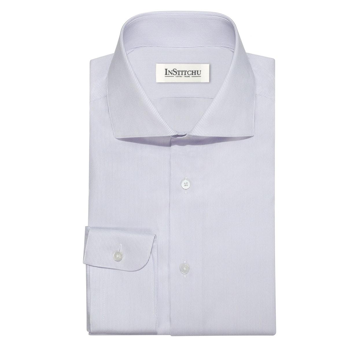 InStitchu Collection The Sunshine Purple Shirt