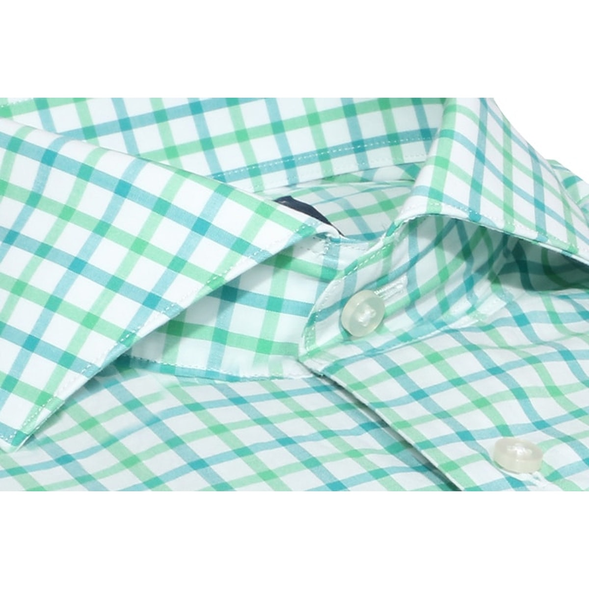 InStitchu Collection The Taylors Green Check Shirt