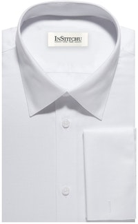 InStitchu Collection The Tigertail White Shirt