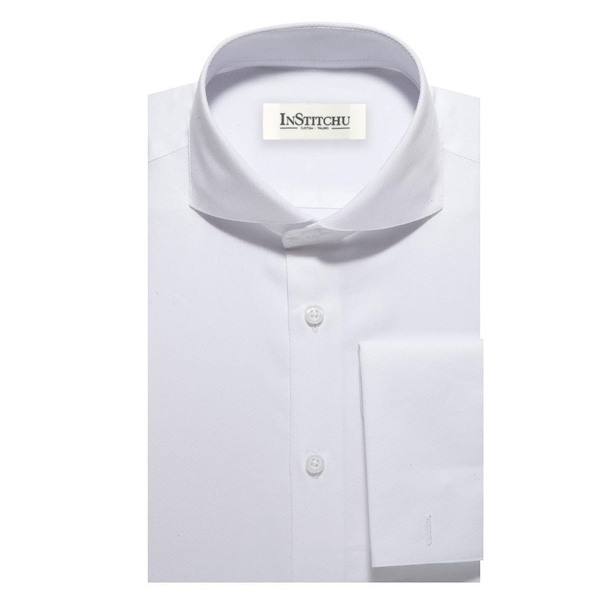 InStitchu Collection The Vero White Shirt