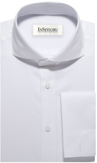 InStitchu Collection The Vero White Shirt
