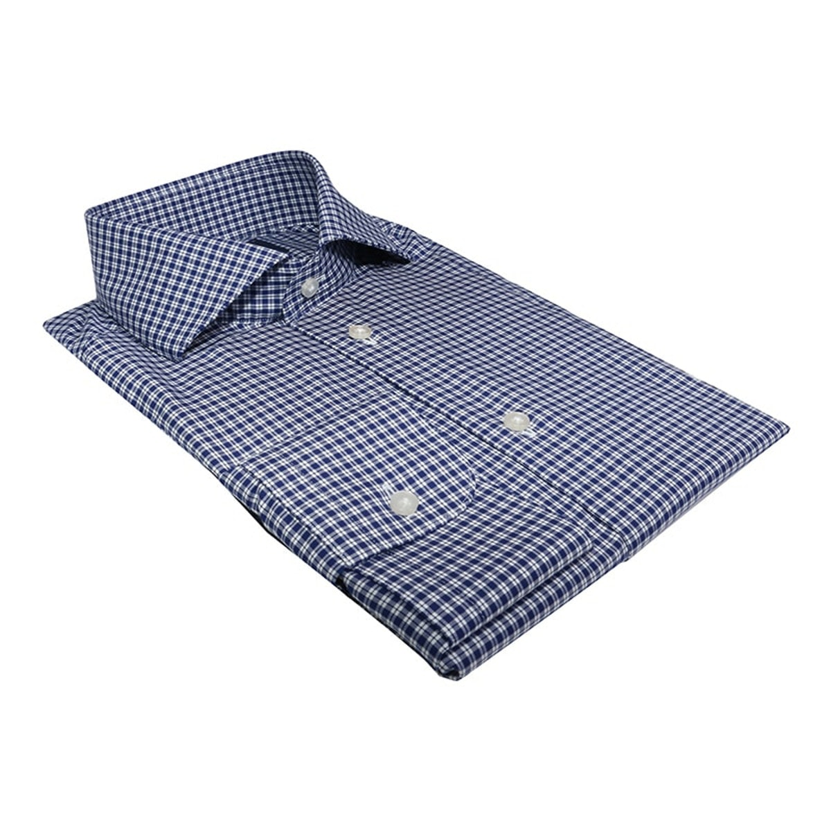 InStitchu Collection The Watercrest Blue Check Shirt