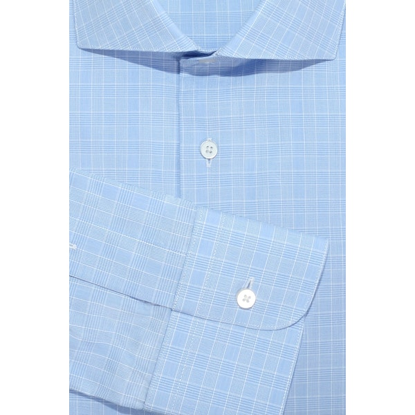 InStitchu Collection The Werri Blue Check Shirt