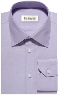 InStitchu Collection The Whitefish Lilac Shirt