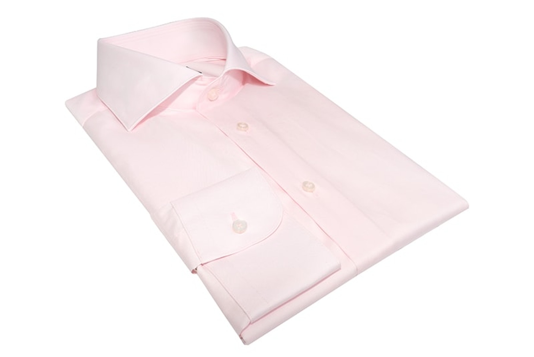 InStitchu Collection The Willmond Pink Cotton Shirt