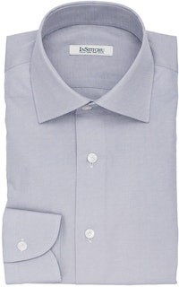 InStitchu Collection The Wilson Grey Pincheck Cotton Shirt