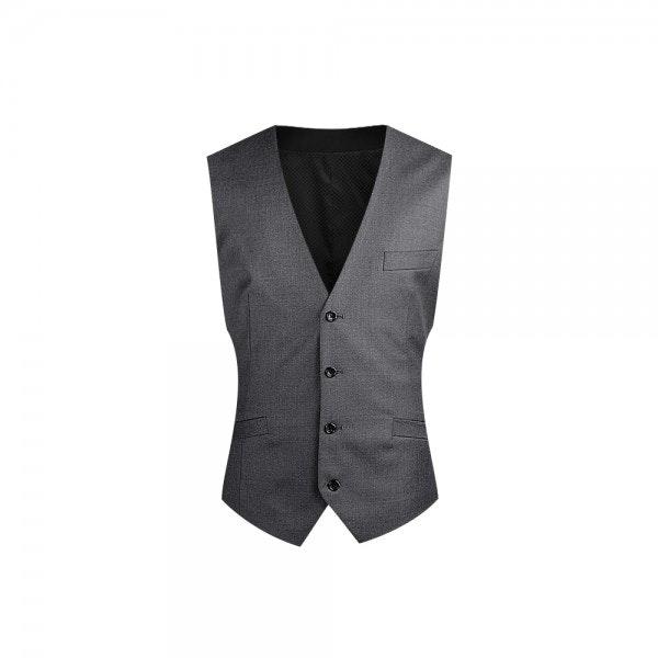 InStitchu Collection Grey Vest