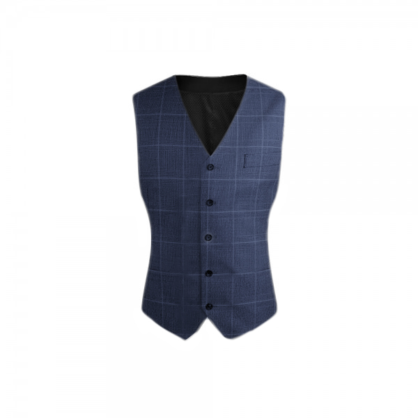 InStitchu Collection The Grant Vest