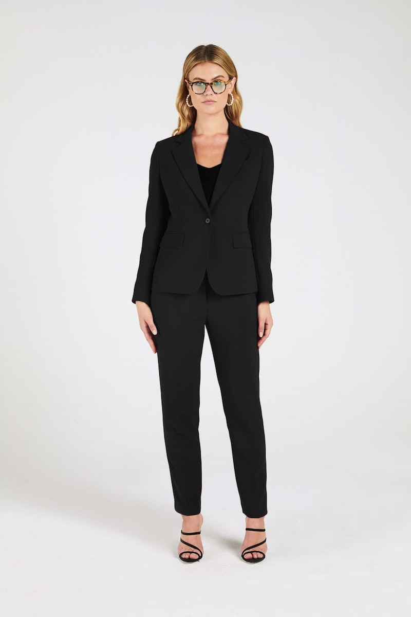 InStitchu Collection The Chambers Black Jacket