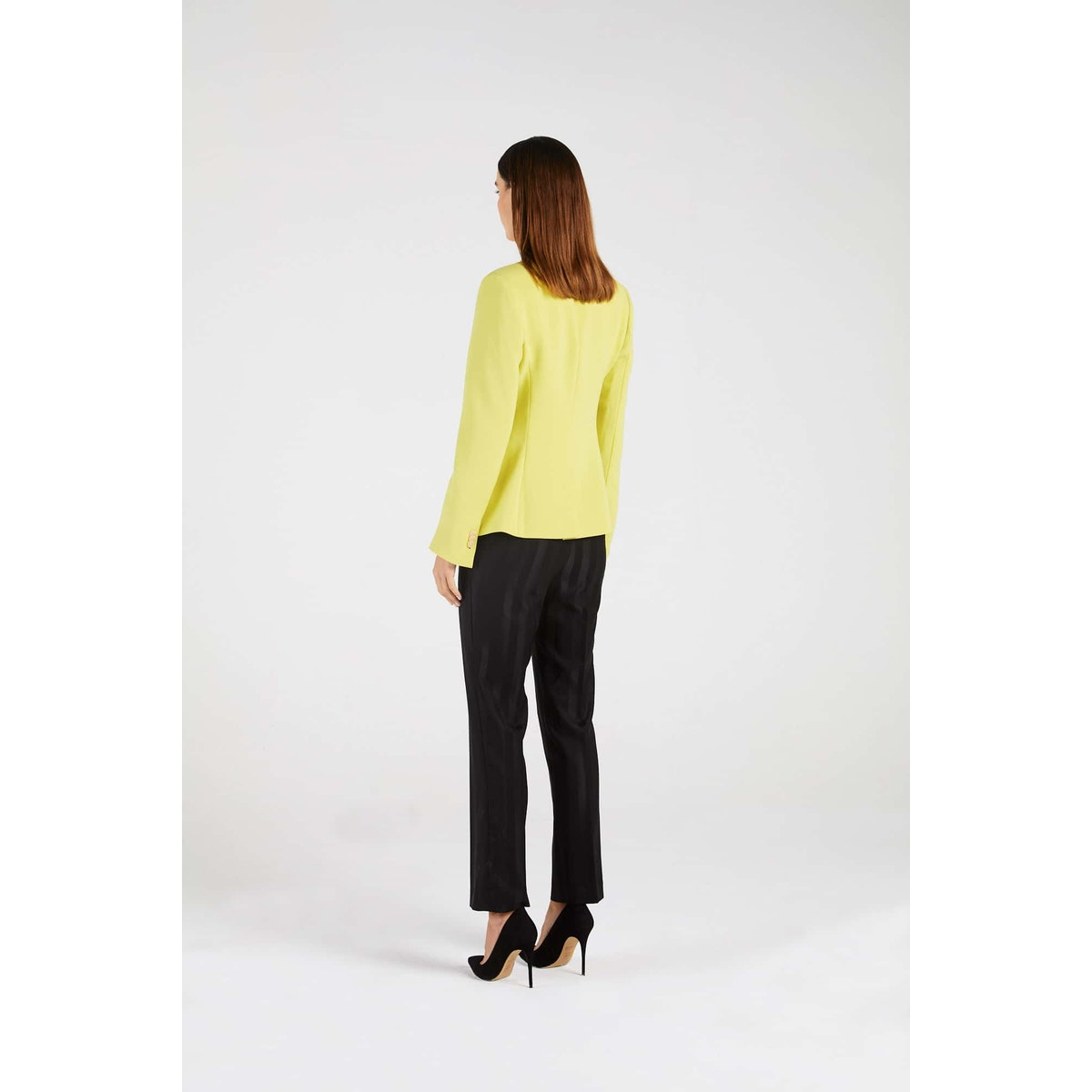 InStitchu Collection The Freeman Yellow Jacket