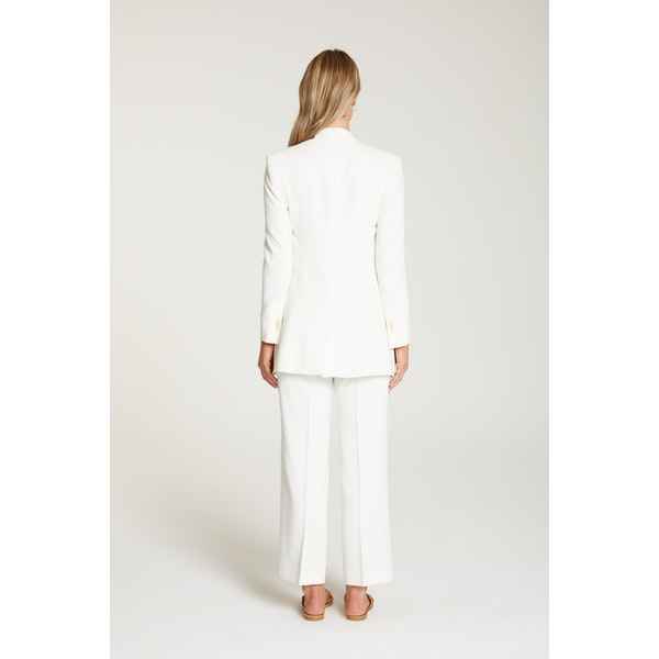 InStitchu Collection The Hepworth White Jacket