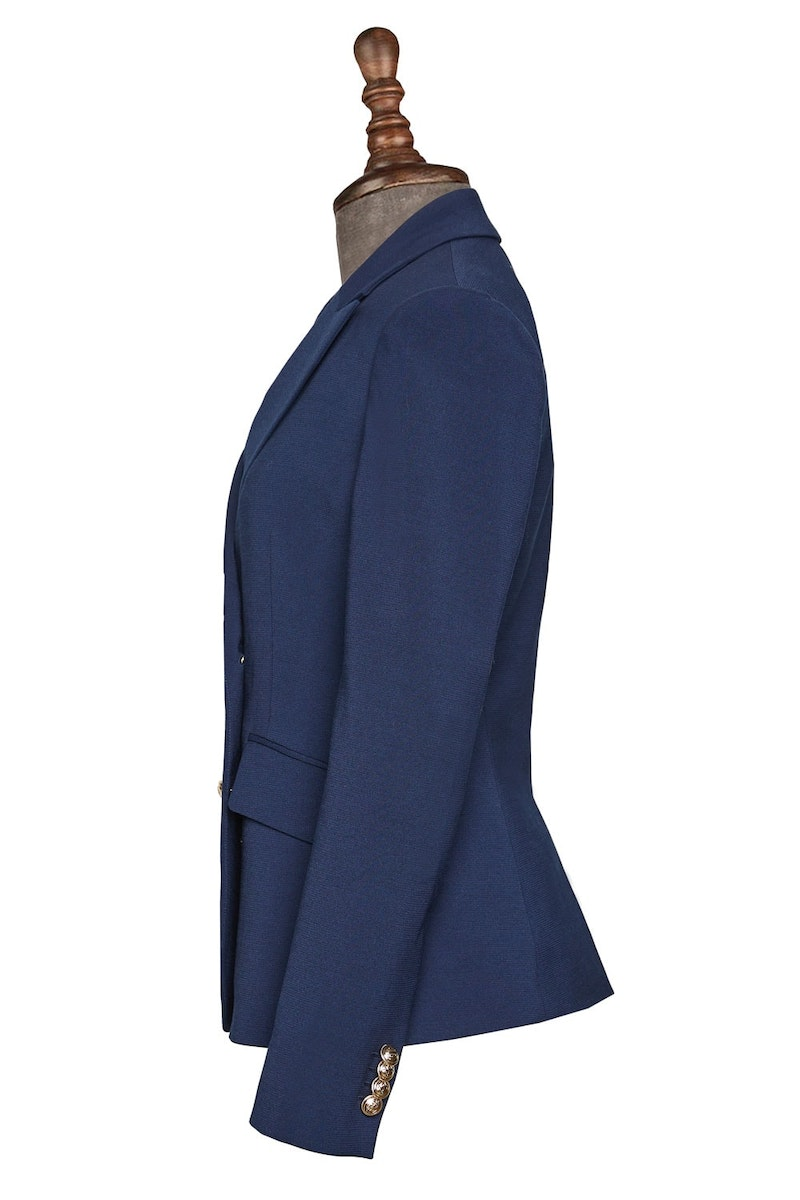 InStitchu Collection The Portsea Navy Jacket