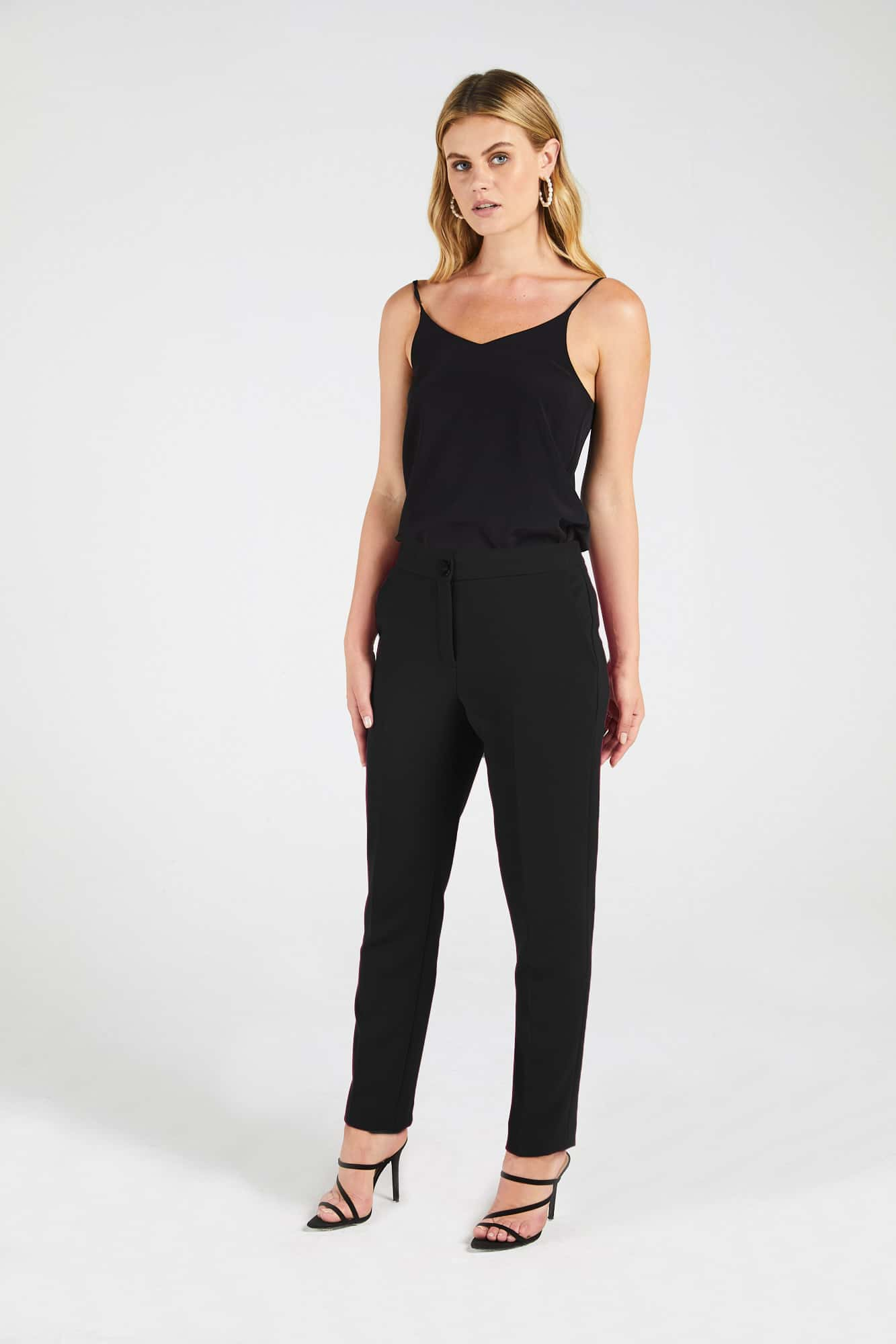 InStitchu Collection The Black Chambers Pants