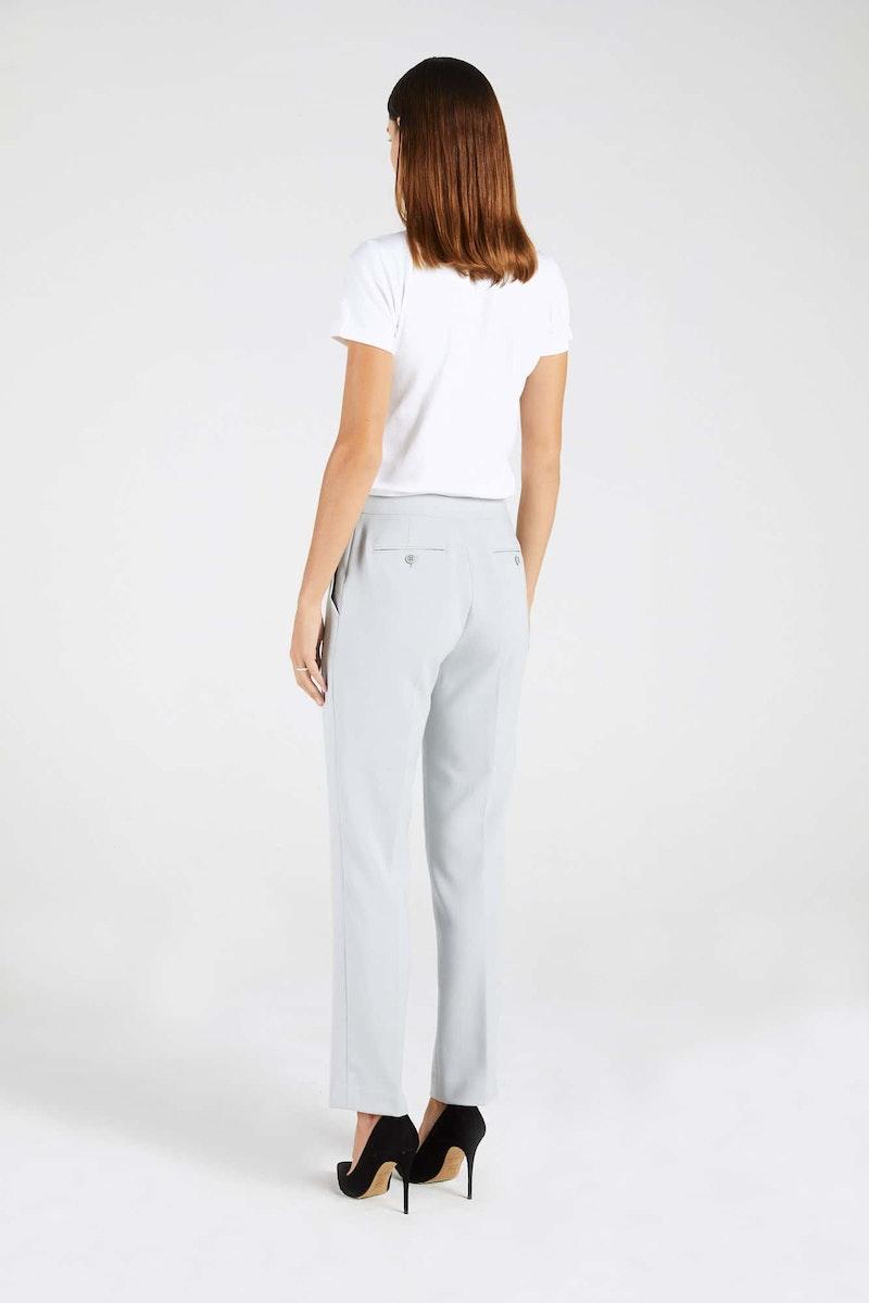 InStitchu Collection The Cowan Powder Grey Pants