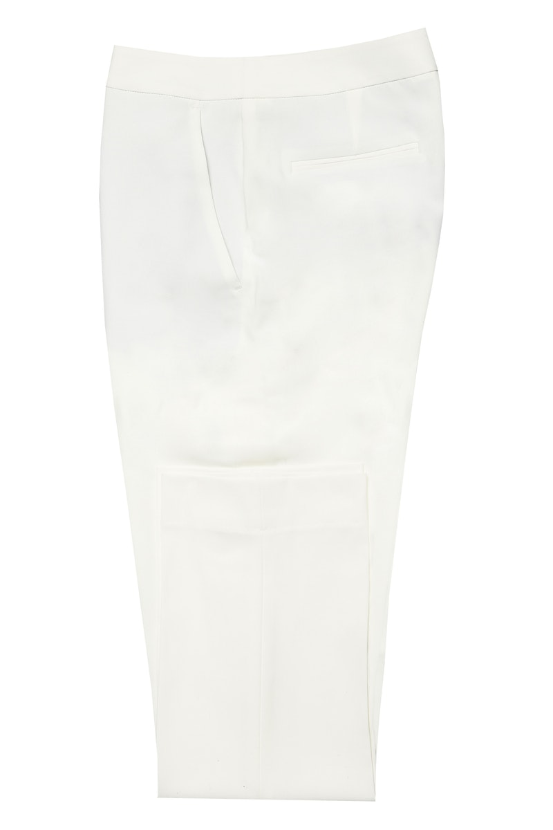 InStitchu Collection The Whitehaven Cream Pant