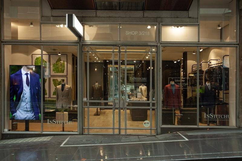 Melbourne, Little Collins St store images 1