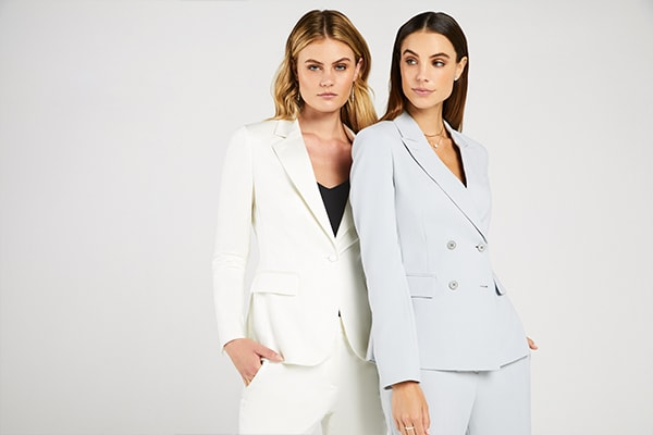 Custom, Tailored Womenswear