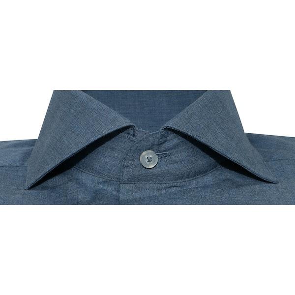 InStitchu Collection Autumn Cadet Blue Cotton