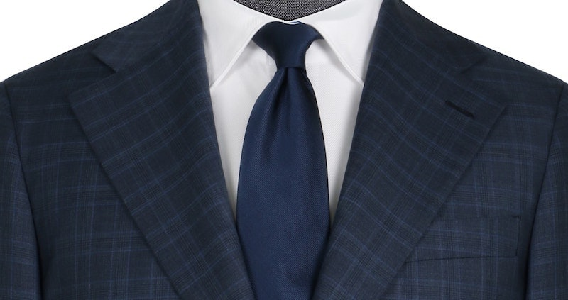 Hyde Blue and Navy Check