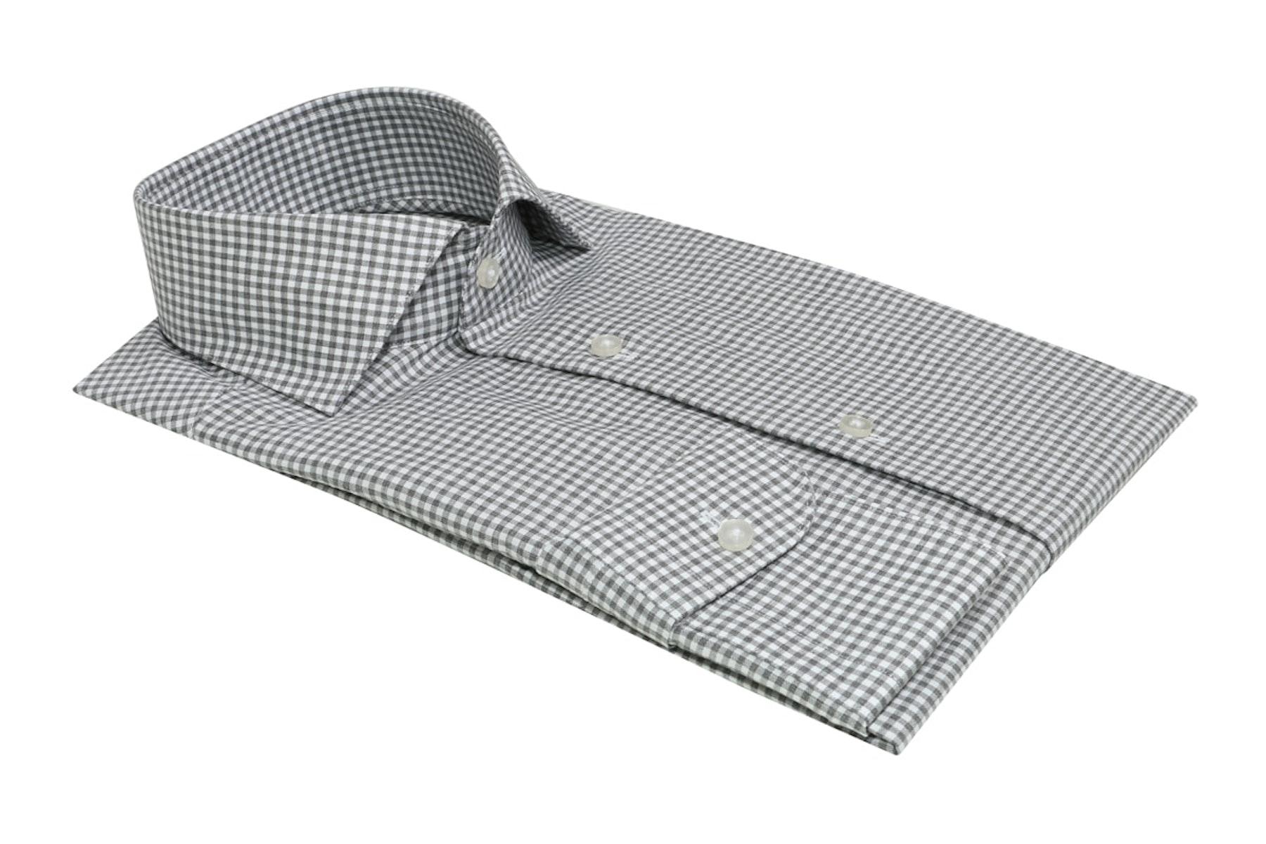 InStitchu Collection Autumn Checkered Grey