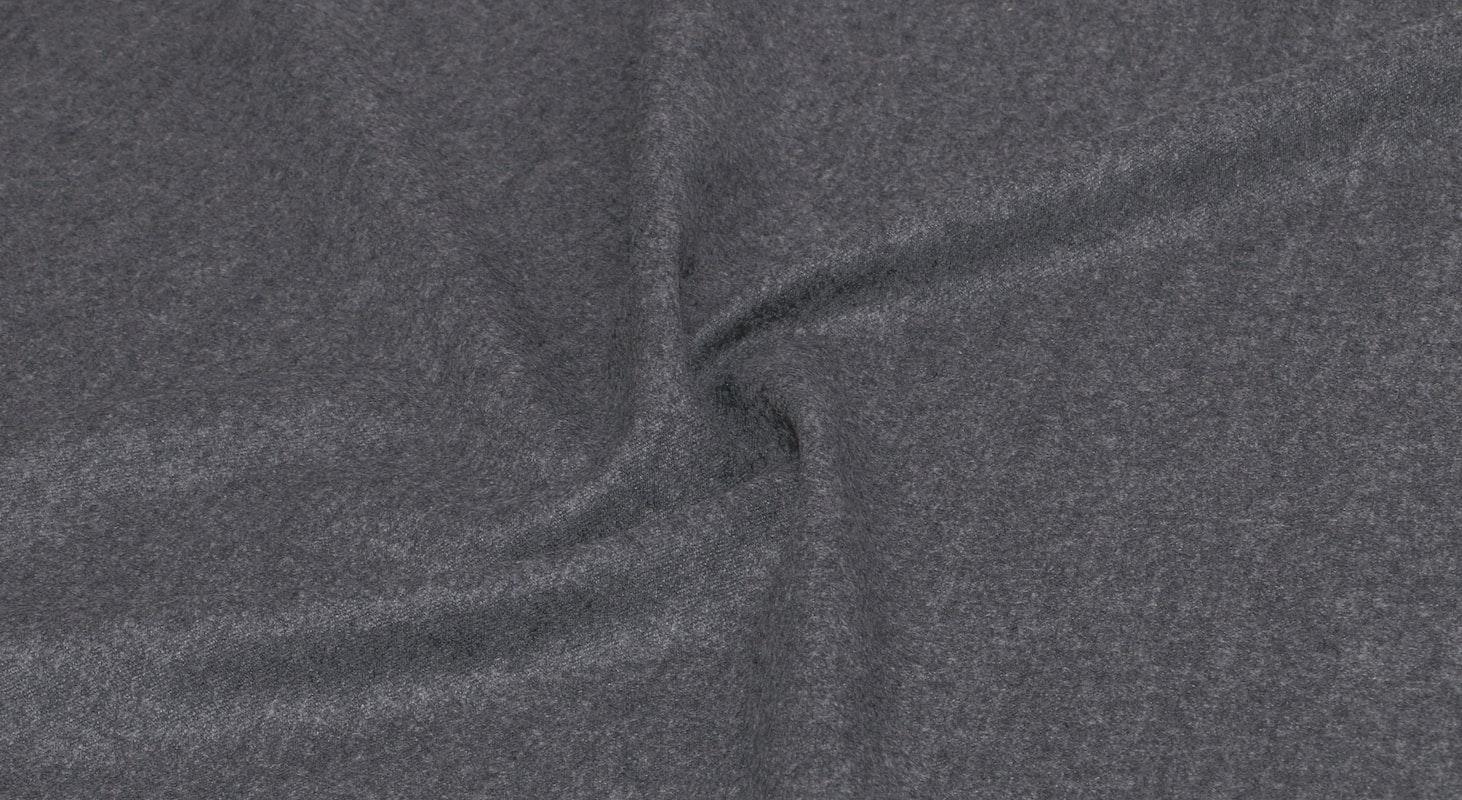 Dark Grey Flannel
