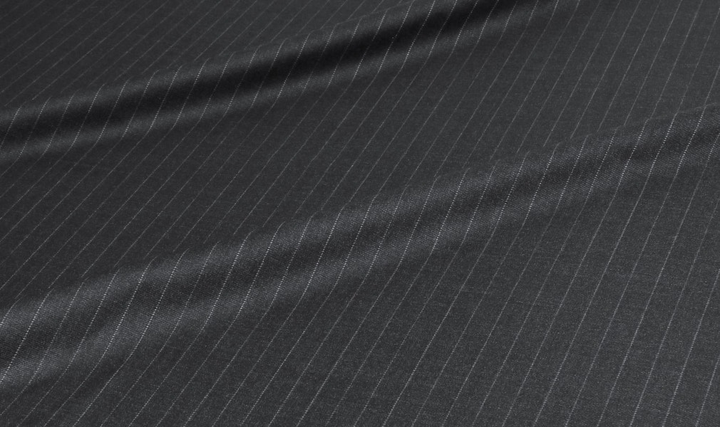 Vitale Barberis Charcoal Pinstripe Jacket