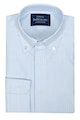InStitchu Collection Oxford Blue Cotton Striped