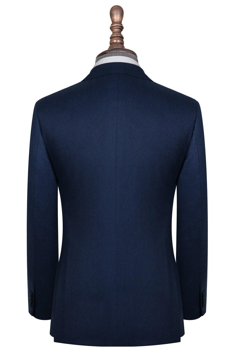 Hunter Dark Blue Flannel
