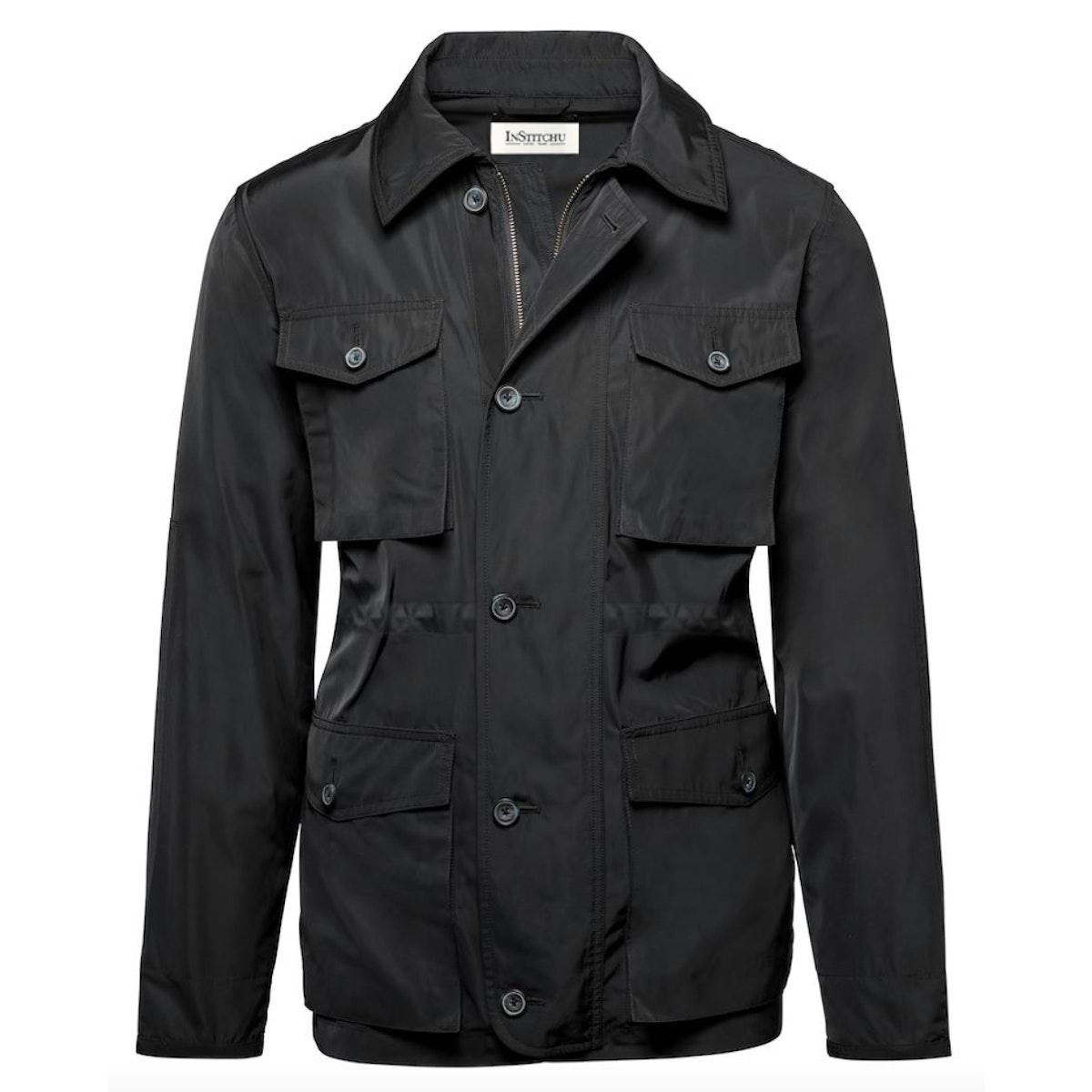 The Hunt Black Field Jacket