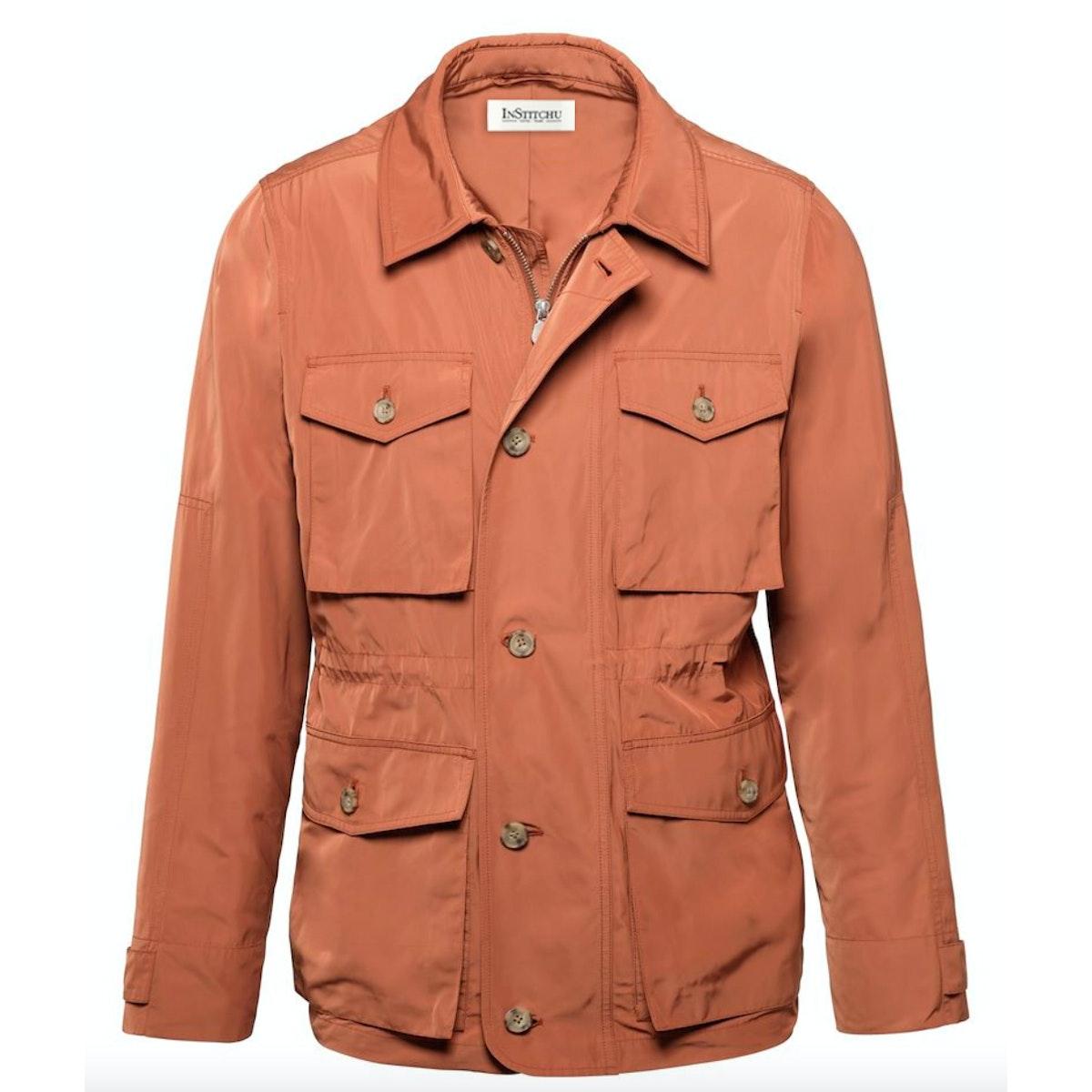 The Hunt Clay Field Jacket