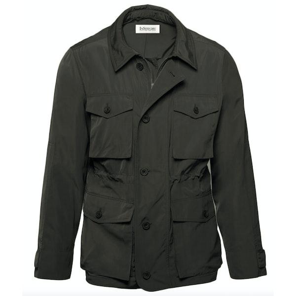 The Hunt Grey Field Jacket