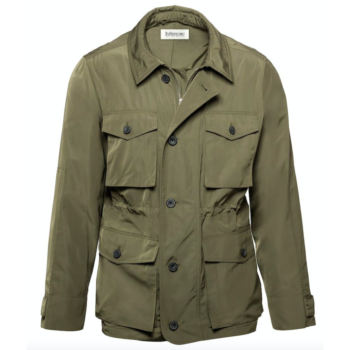 The Hunt Olive Field Jacket