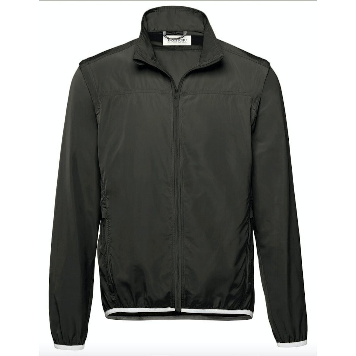 The Woods Grey Golf Jacket
